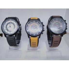 10 Relógio Masculino Original Prova Dágua Militar Novo