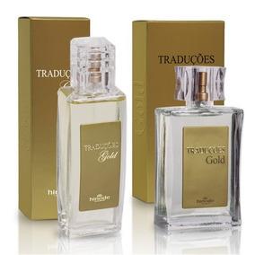 02 Perfumes Hinode Traduções Gold Pronta Entrega Original