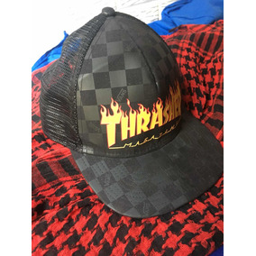 Gorra Vans X Thrasher Magazine b7b46041377