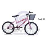 Bicicleta Aro 20 Mod. Lara