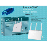 Router Tp-link Archer C9, Ac1900 Dual Band, 3 Ant., Cpu 1ghz