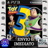 Toy Story 3 The Video Game - Psn Ps3 Envio Imediato