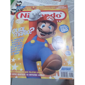 Revista Nintendo World Varias Ediçoes