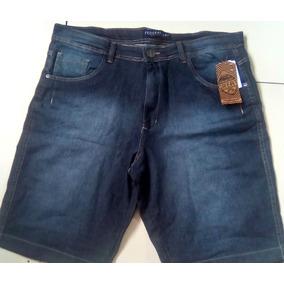 Bermuda Jeans Tamanhos Maiores Federal Art 62873