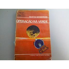 Livro Operação Rã Verde.