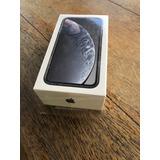 Iphone Xr 128gb Black Novo E Lacrado Com Nf