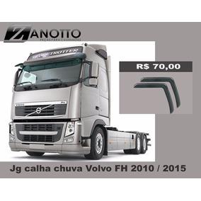 Jg Calha Chuva Volvo Fh 2010 A 2014