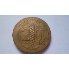 Moeda De 2000 Reis 1937