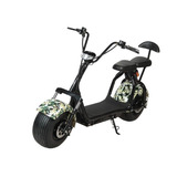 Moto Scooter Electrico Vox Doble Asiento
