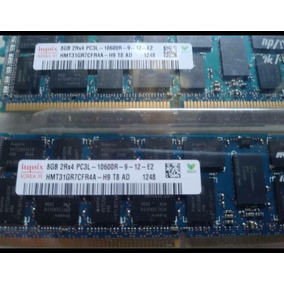 Memoria Ram 8gb Pc3l 10600r Hynix Para Servidores