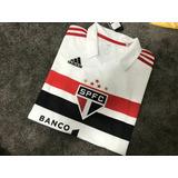 Camisa Do São Paulo (personalizacao Grátis)