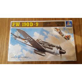 Avión Fw 190d-9 - 1:72 Italeri