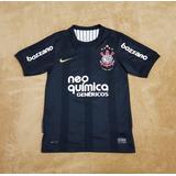 615d7aead4 Camisa Oficial Corinthians Infantil - Camisa Corinthians Infantis no ...