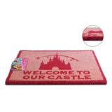 Tapete Original Disney Princesas Hogar Importado Uk Doormat