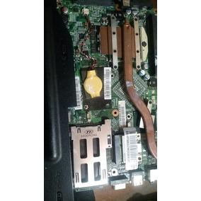 Placa Mãe Notbook Cce Win T25l +bateria