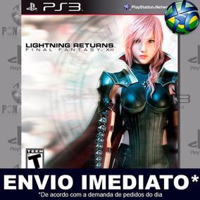 Lightning Returns Final Fantasy Xiii Ps3 Mídia Digital Psn