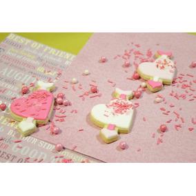 Galletas Decoradas Para San Valentin Galletas Decoradas En Mercado