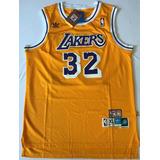 Camisa Basquete Los Angeles Lakers Magic Johnson Retrô no Mercado ... 66ad4f0a9e507