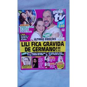 Revista Guia Da Tv : Viviane Pasmanter , Anitta .