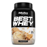 Best Whey Protein 900g Atlhetica Nutrition