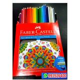 Colores Faber Castell X 72