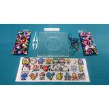 1800 Beads Midi Hama Base, Papel, Pinzas, Colgantes Kbmd