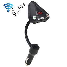 Electronica Transmisor Fm 360 Grado Bluetooth Crmp