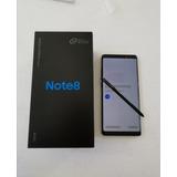 Samsung Galaxy Note 8 128gb No Clon No Mostrador