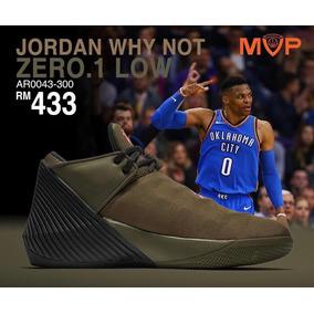Tenis Nike Jordan Why Not Zero Basketball