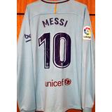 5f650b369e9a0 Camisa Messi Autografada - Camisas de Futebol no Mercado Livre Brasil