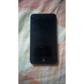 Apple Ipod Touch 4g 8gb (solo Detalle En Foto)