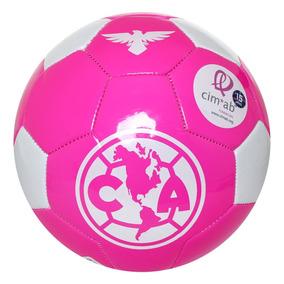 Balon Futbol Tamaño 5 America Oficial Rosa ·   399 85e0569f778a1