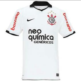 Camisa Treino Corinthians 2011 - Calçados 26b44bb1058c6