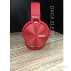 Fone De Ouvido Sony 950bt Extra Bass Bluetooth 000 Sem Fio