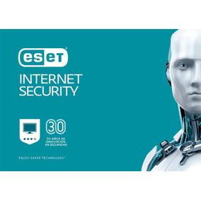 Eset Internet Security V12 2019 |3 Pc | 1 Año| Oferta