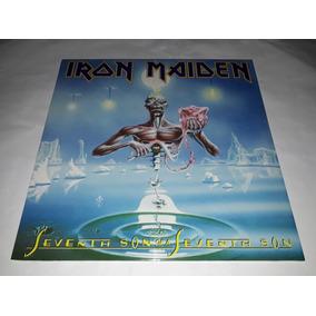 Lp Iron Maiden Seventh Son Of A Seventh Son Vinil Lacrado Eu