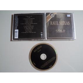 Cd Original - Raul Seixas Gold F20