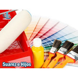 Pintureria Casas Industrias Interior Exterior Pintura Gral