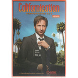 Californication - Temporadas De 1 A 4 - Box 8 Dvds - Lacrado