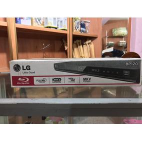 Blu Ray Lg Dvd Player Bp120