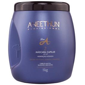 Aneethun Linha A Máscara Capilar Hidratação Intensiva 1kg