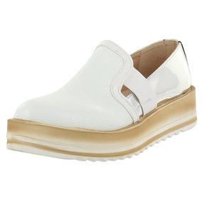 Mocasín Metalico Dama Mujer Calzado Zapato Dorothy Gaynor