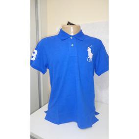 54227a55a2 Camisa Polo Ralph Lauren Original Importada G2 - Camisetas e Blusas ...