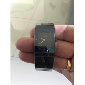 f8837707815 Relógio Rado Ceramica Jubile Black Diamond Dial Large - Relógios De ...