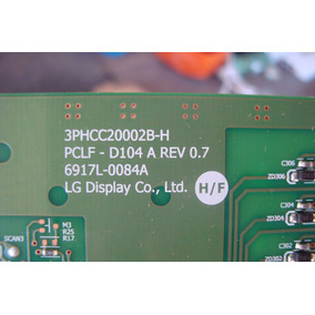 Placa Inverter Tv Led Panasonic Modelo Tc-l42e5bg