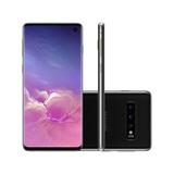 Smartphone Samsung Galaxy S10 128gb Preto