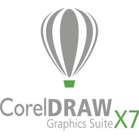 Corel Draw X7 Win 32/64 Bits - Español