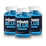 Power Blue Estimulante - Pague 2 Leve 3 = 180 Caps Promoção