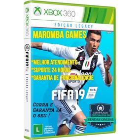 Fifa 19 Xbox 360 Mídia Digital Promoção Original