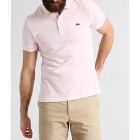 Camisa Lacoste Polo Manga Curta Masculino - Camisas no Mercado Livre ... fb5a50e029
